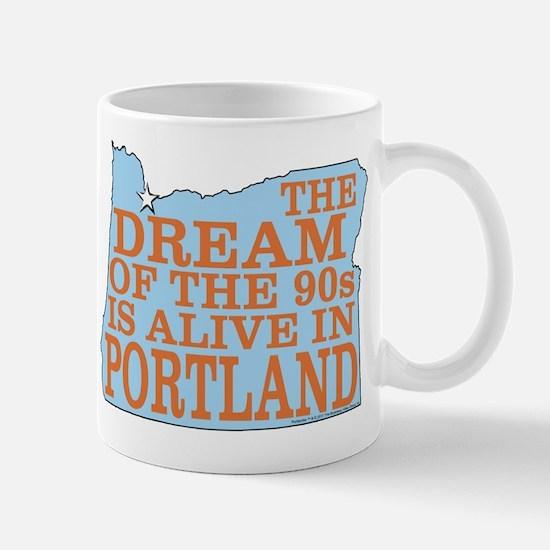 The Dream of the 90s Mug