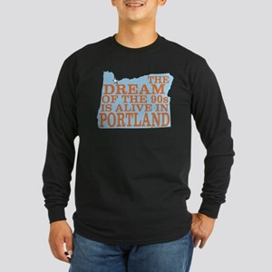 The Dream of the 90s Long Sleeve T-Shirt