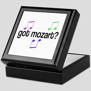 Got Mozart Keepsake Box