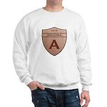 Copper Arizona 1912 Shield Sweatshirt