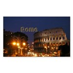 Rome Sticker (Rectangle 10 pk)