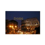 Rome Rectangle Magnet (100 pack)