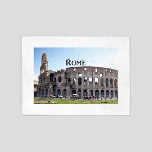 Rome 5'x7'Area Rug