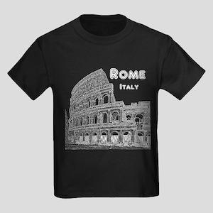 Rome Kids Dark T-Shirt
