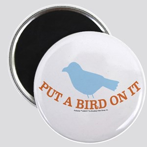Portland Bird Magnet Magnets