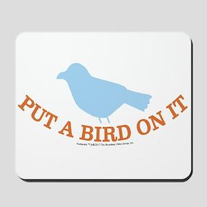 Portland Bird Mousepad