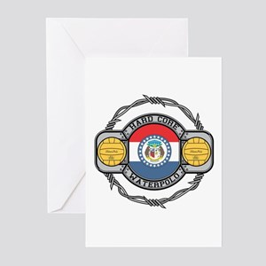Missouri Waterpolo Greeting Cards (Pk of 10)