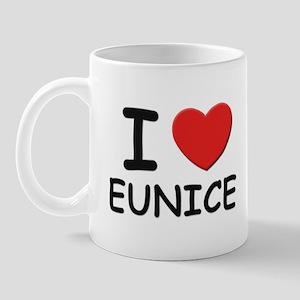 I love Eunice Mug