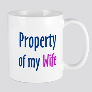 Property of My Wife Mug