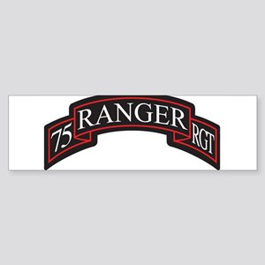 75 Ranger RGT Scroll Bumper Sticker