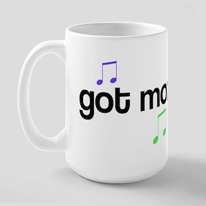 Mozart Large Mug