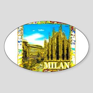 Milan Sticker
