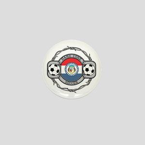 Missouri Soccer Mini Button