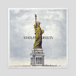 ABH Statue of Liberty Queen Duvet