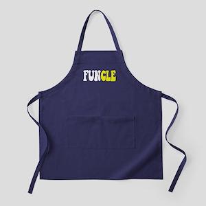 Fun Uncle FUNCLE Apron (dark)