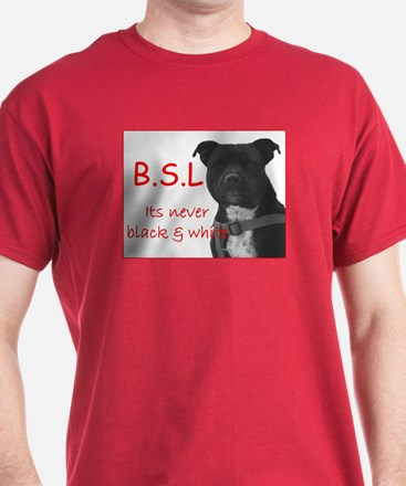 BSL Nell T-Shirt, 4 colors avail.