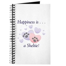 Happiness is...a Sheltie Journal