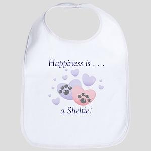 Happiness is...a Sheltie Bib