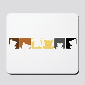 Bear Pride Mousepad