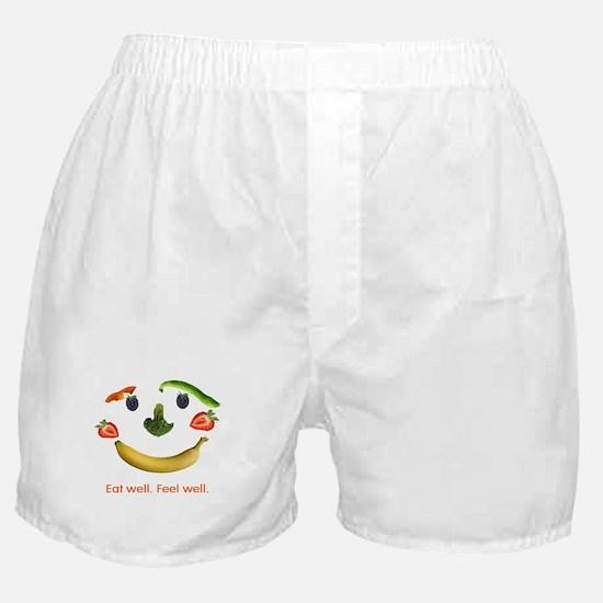 Healthy Diet Boxer Shorts