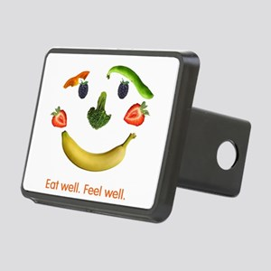 Healthy Diet Rectangular Hitch Cover