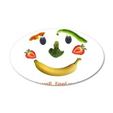 Healthy Diet Wall Decal