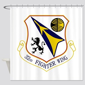 32nd FW Shower Curtain