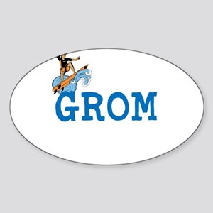 Grom Sticker