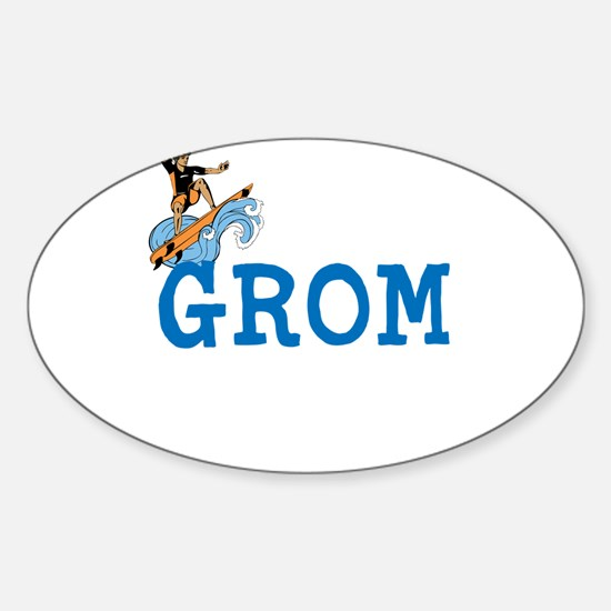 Grom Decal