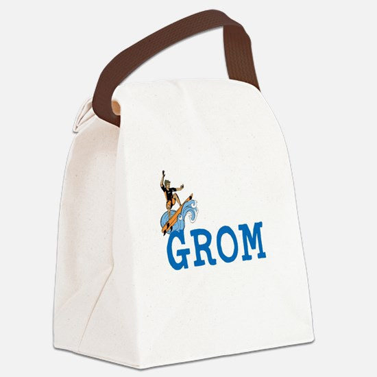 Grom Canvas Lunch Bag