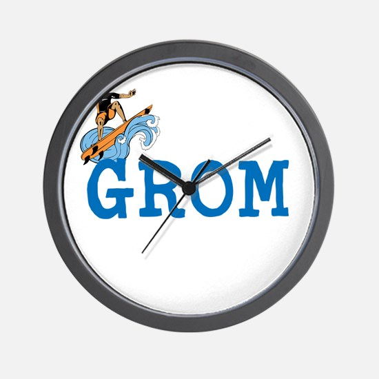 Grom Wall Clock