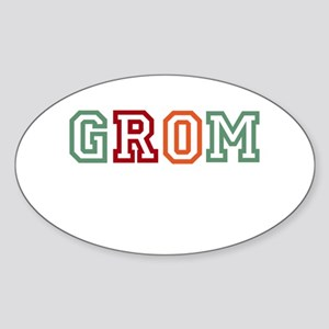 GROM Dark Sticker