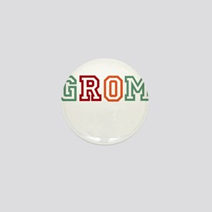 GROM Dark Mini Button