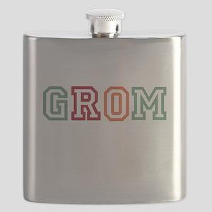 GROM Dark Flask