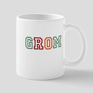 GROM Dark Mug