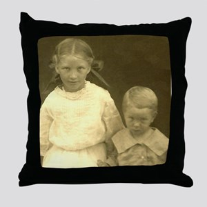 The Kids Throw Pillow
