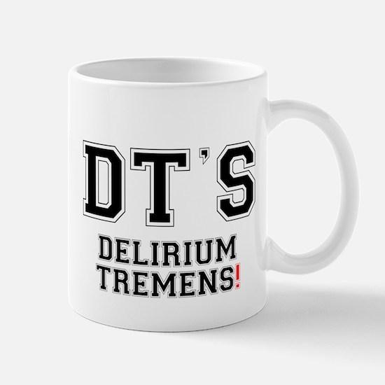 DTS - DELIRIUM TREMENTS! Small Mug