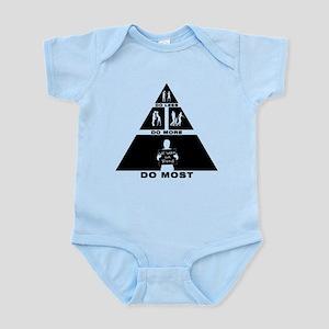 Work For Food Infant Bodysuit