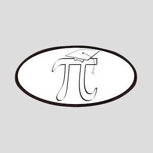 Math Pi Graduate Patches