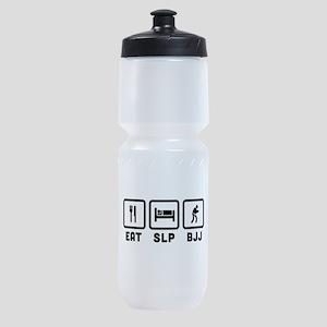 Eat Sleep BJJ Sports Bottle