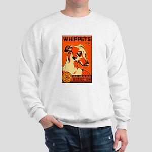 WHIPPETs WMD Atomic Dog Sweatshirt