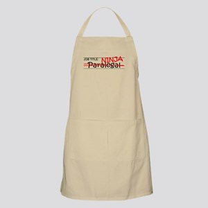 Job Ninja Paralegal Apron