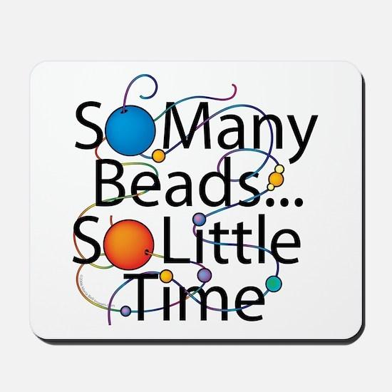 So Many Beads.... Mousepad