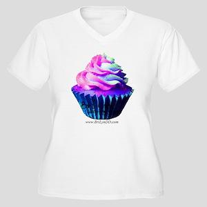 Cupcake Plus Size T-Shirt