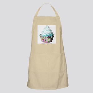 Polka Dot Cupcake Apron