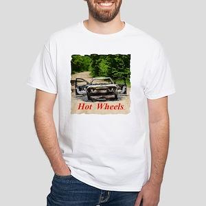 Burnt Car T-Shirt