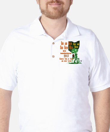 Ohio Brew Week Golf Shirt