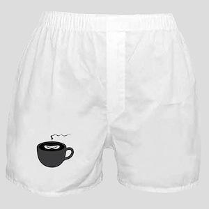 Coffee Ninja Boxer Shorts