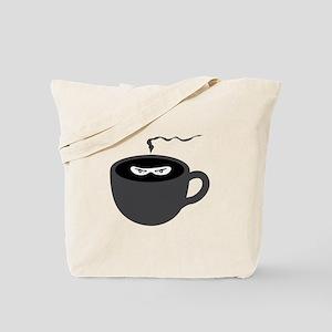Coffee Ninja Tote Bag