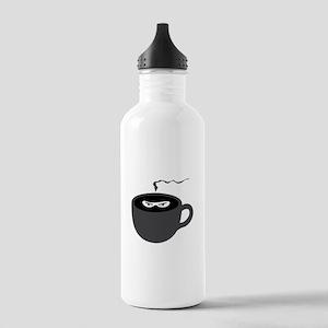 Coffee Ninja Water Bottle